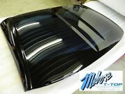 05-13 Corvette C6 Removable Transparent Tinted Roof Panel Smoked Blue
