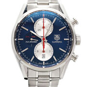 Free Shipping Pre-owned Tag Heuer Fuji Speedway Japan Limited Car211b.ba0724