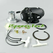 Universal Bov Flange Adapter + Filter + Clamp For Hks Ssqv Sqv Adaptor Blow Off