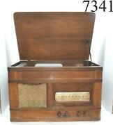 Sparton Model 661 Rp Record Cutter Player Recorder Vintage Radio 1941 Phonograph