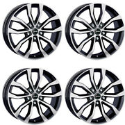 4 Autec Uteca Wheels 9x21 5x1143 Swp For Subaru Forester Outback