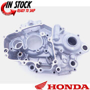 Honda Left Crank Case 2012 - 2021 Crf150 R/rb Genuine Oem New 11200-kse-a70