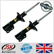 Shock Absorber Pair Left And Right Side For Hyundai Amica Atoz 1998-2000 Models