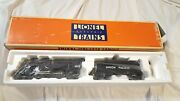 Lionel Union Pacific 4-6-2 Locomotive And Tender Air Whistle
