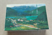 Sealed China Airlines Standard Deck Playing Cards - Mountains Lake Village
