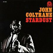 John Coltrane Stardust Brand New Clear Colored Record Lp Vinyl Indie Only