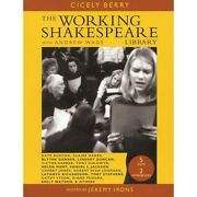 Working Arts Library/applause Working Shakespeare W/dvd Written By Cicely Berry