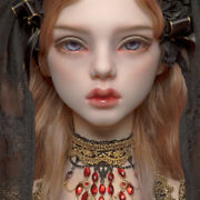 [dollmore] Trinity Doll - Candle Doll Kate - Le5 Full Set Face-up