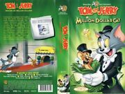 Tom And Jerry Million Dollar Cat 2003 Animation - Croatian Vhs