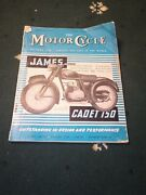 The Motor Cycle Magazine - 16 February 1956 - Motor Cycling In Nigeria