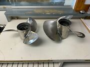 Volvo Duo Prop Set Front/rear F-series