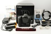 Canon Eos 1d Mark Ii 8.2mp Digital Slr Camera Body Only - Black- From Japan 327