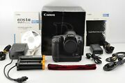 Canon Eos 1d Mark Ii 8.2mp Digital Slr Camera Body Only - Black- From Japan 326
