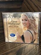 Carrie Underwood Some Hearts Cd 2005 Canada And Bilingual American Idol Sticker