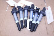 2011 Bmw 328i Ignition Coil Set Of 6 8616153 Stock21018