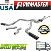 Flowmaster 817692 Outlaw Series Cat Back Exhaust System Fits 09-18 Tundra