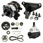 K.s.e. Racing Ksc2020-002 Belt Drive Tandemx Pump Crate Kit For Chevy New