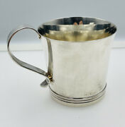 Antique Paul Revere Reproduction Sterling Silver Handle Cup