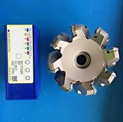 Sumitomo 1 Piece Face Mills Wgxf 13080 Rs +10 X Semt 13t3agsrg Acp300