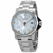 Corum Admiraland039s Cup Automatic Light Blue Dial 40mm Menand039s Watch A082/03376