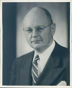 1952 Photo Seares Chairman Board National Sales Executives Vice President 8x10