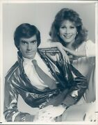1983 Historic David Copperfield Disappearing Magic Michele Lee 7x9