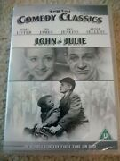 John And Julie Long Lost Comedy Classics, Dvd, 1955 New Dvd