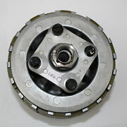 2010 Honda Shadow Vt750rs Clutch Assembly 22100-mba-000 {m1851}