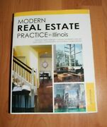 Modern Real Estate Practice In Illinois By Fillmore Galaty Eighth Edition 2016