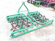 New Tar River 3 Point 13 Ft Harrow Aerator Free 1000 Mile Delivery From Ky