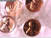 1 Roll Of 50 1958 Proof Lincoln Wheat Cents In Mint Cello Video 000005