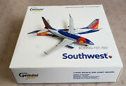 Gemini Jets 737-700 Southwest Airlines N230wn Colorado One In 1400