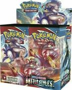 Pokemon Battle Style Booster Box Pre Order Wave 2 Ships Mid May Once Arrives
