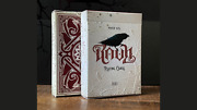 Ravn Iiii Red Playing Cards Designed By Stockholm17