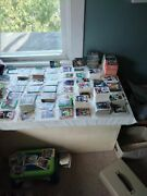 Mike Trout And Huge Baseball Lot With Over 32000 Cards With One Psa Graded
