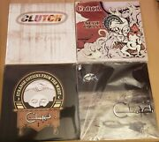 Clutch Vinyl Lot Nm Space Grass Earth Rocker Beale Street Robot Hive More