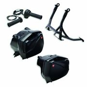 Ducati Touring Package Suitcase Grey Centre Stand Heated Grips Multistrada V4