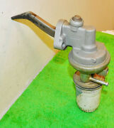 Early 1967 Shelby Mustang Gt500 Orig Remanufactured 428 Pi 8v 2x4 Fuel Pump 5/16