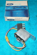 1966 1967 Lincoln Continental Coupe Convertible Nos Sequential Turn Signal Relay