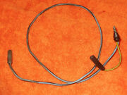 1964 1965 1966 Mustang Fastback Gt Coupe Orig Rally Pac Door Switch Clock Wiring