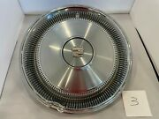 Cadillac Deville Hub Cap Wheel Cover Fits 1974 1975 1976 Oem 1 Of 3 3