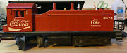 Lionel 027 Coca Cola Train Set From 1974 Not Tested