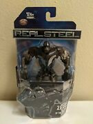 Brand New Real Steel Zeus The King Of The Robots