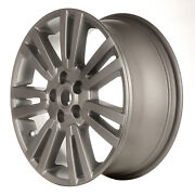 72215 Reconditioned Wheel Aluminum Fits 2010-2013 Land_rover Lr4