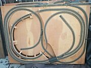N Scale Table Top Train Track Layout  Unfinished 47 X 35 Pickup Only