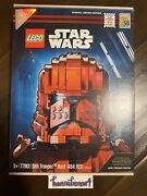 Lego Star Wars Sith Trooper Bust 77901 Sdcc 2019 Exclusive 1144/3000 Sealed