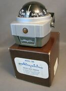 Vintage Airguide Compass Model 79c Lighted Aaa Battery Hot Rat Rod Chevy Ford