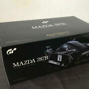 Autoart 1/18 Diecast Model Mazda 787b Stealth Model Original Products