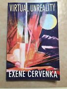 Virtual Unreality By Exene Cervenka Poetry Punk X 1993 First Print