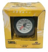 Auto Meter 2 Pro-cycle Electric Oil Temperature Gauge 140-280 °f